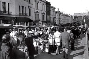 Portobello Road in the 1970s