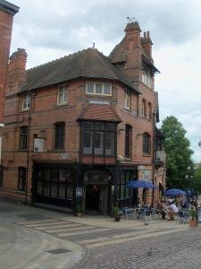 Houndgate, Nottingham, 2014