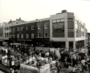 Alfies Antique Market 1970s