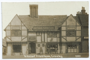 Ye Ancient Prior's House, Crawley