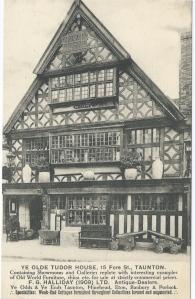 F. G. Halliday, 'Ye Olde Tudor House'