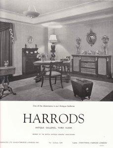 Harrods 1951