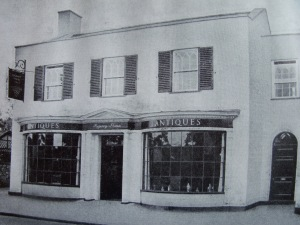 Regency House Antiques Walton on the Thames AYB 1961