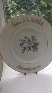 Andrade plate 1919