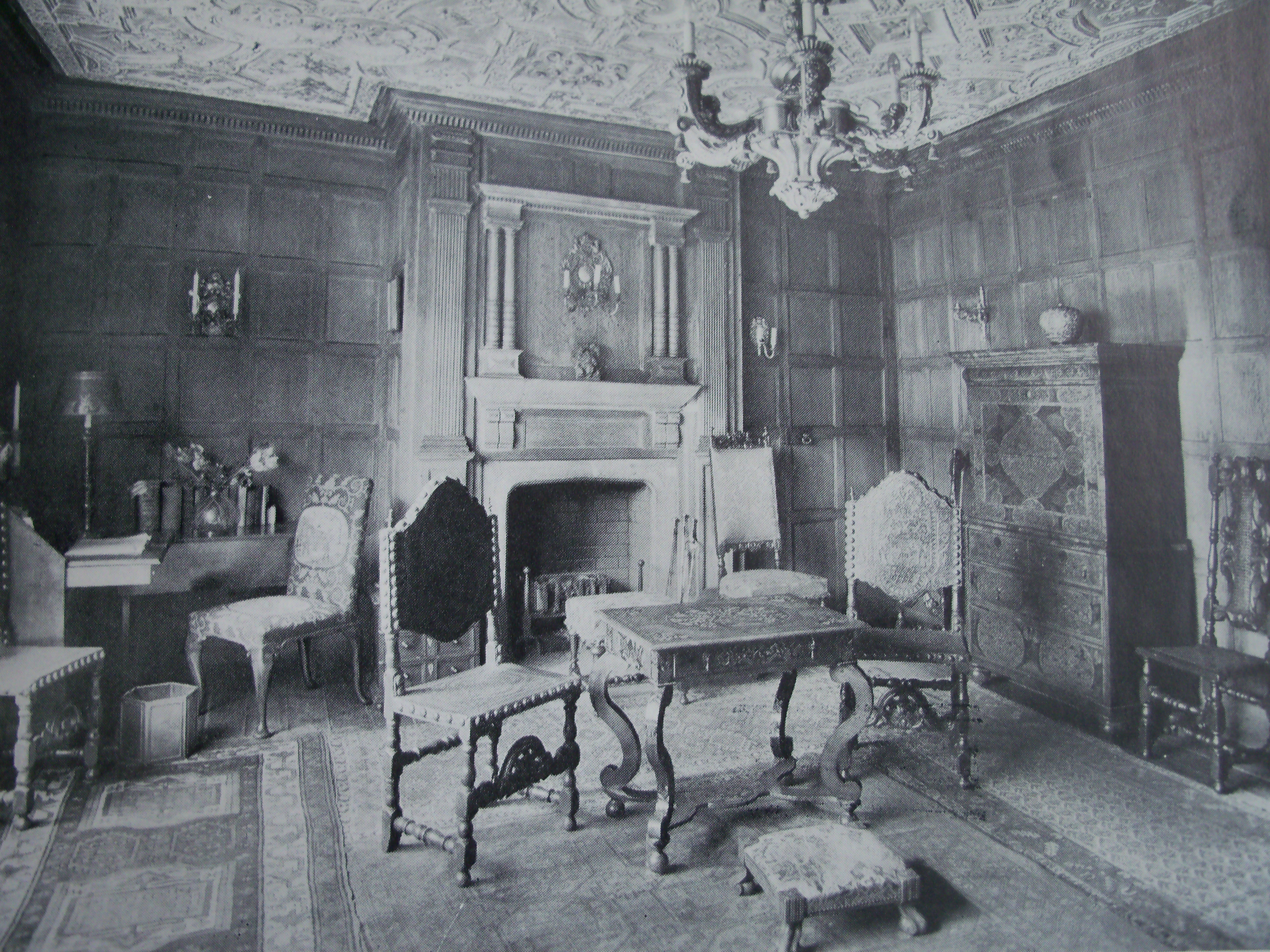 Antiquedealersblog a research project investigating the for The carlisle house