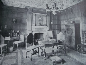 Keeble Carlisle House Carlisle Street London Oct 1927 Conn The Oak Room at Carlisle House