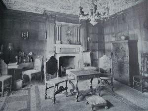 Keeble Carlisle House Carlisle Street London Oct 1927 Conn The Oak Room at Carlisle House