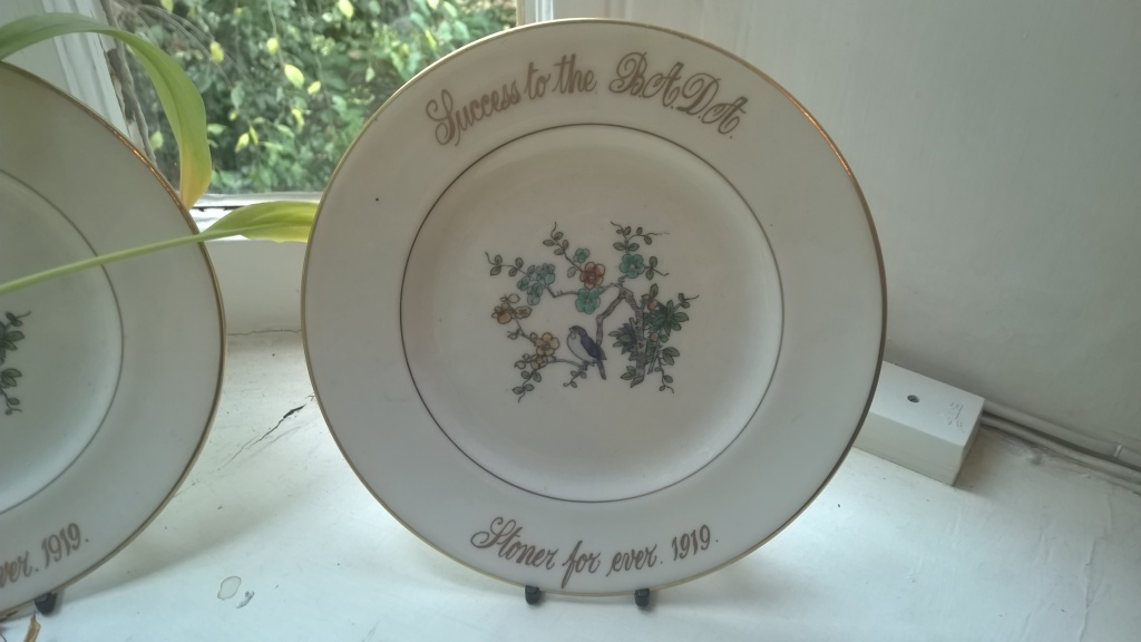 Stoner plate 1919