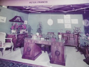 Peter Francis stand GH 1984